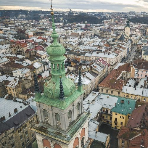 aerial-view-of-the-historical-center-of-lviv-shoot-PCXKB6H-min
